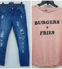Lot majica i hlače S