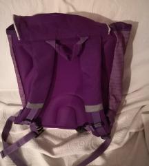 Violeta skolska torba