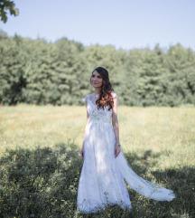 Vintage nježna vjenčanica