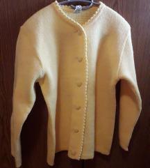 Zuto kanarinac pullover
