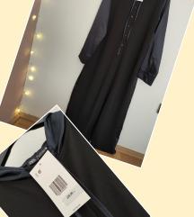 Zara duga kontrastna haljina