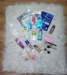 Lot preparativne i dekorativne kozmetike (uklj pt)