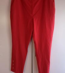 F&F crvene hlače - poštarina uključena