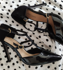 New Look crne cipele