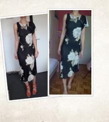 Crna haljina - IMAGE HADDAD, vel XS (34)