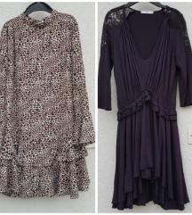 Samo danas 225kn💗 Dvije nove Mango haljine M