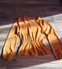 Zuta kosulja, bluza