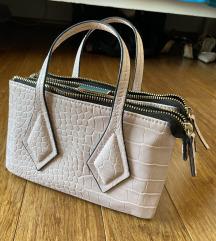 Zara roza torba