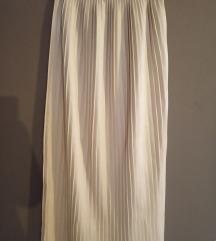Kožna suknja XS