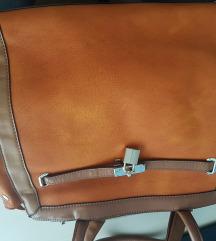 Narančasto smeđa torba - NOVO