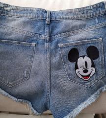 Micky Mous kratke hlače