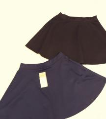 Lot dvije suknjice S