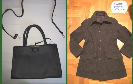 Sada 45kn Lot kaput i torba