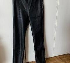 Zara kožne hlače/ vel.S