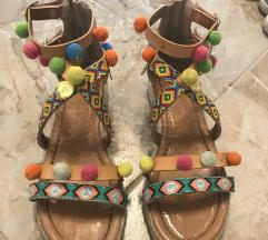 👡%%AKCIJA boho sandale