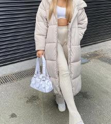 Zara zimska jakna novo