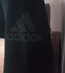 Adidas zelena majica NOVO L/XL