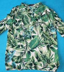 Nova Reserved bluza s lišćem