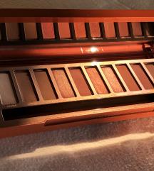 Naked heat paleta (POŠTARINA UKLJUČENA)