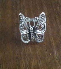 Sreberni prsten