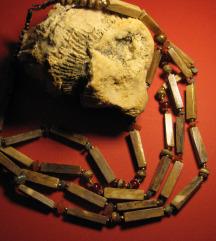 Vintage četvorostruka ogrlica, impresivna