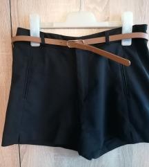 Vintage kratke hlače + remen