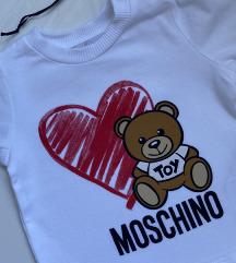 Moschino Baby 3-6 mjeseci!