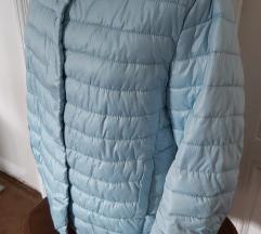 Amisu svijetloplava jakna 40