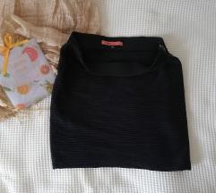 Suknja mini crna