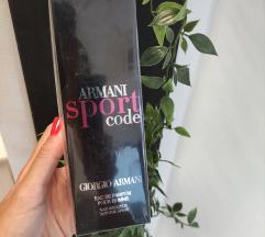 Parfem Armani Sport Code muški