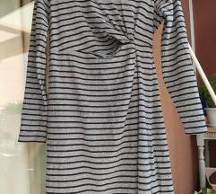 Prugasta haljina Esmara,M