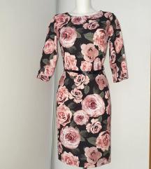 Cvjetna haljina, vel 38