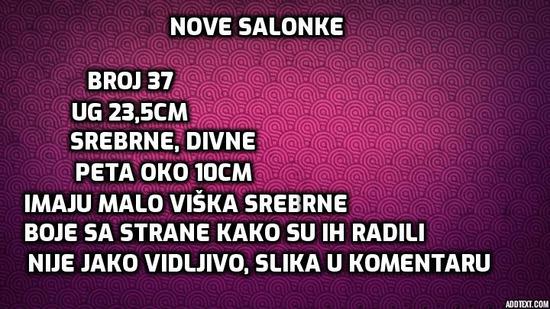 NOVO - ZATVARAM PROFIL