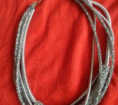 Ogrlica srebrna