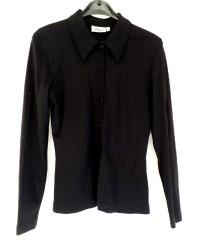 s.Oliver crna košulja/bluza XL/42