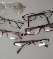 lot naočala okvira