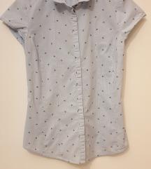 Reserved bluza s motivima sidra