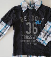 98 Dopo Dopo Boys dječja majica dugih rukava