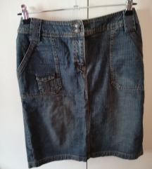 ESPRIT jeans suknja %%%%