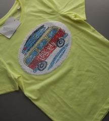 NOVO 134 C&A ljetna majica s etiketom