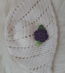 Pletene kape za djevojčice