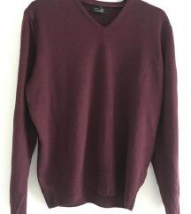 ZARA bordo pulover vel M