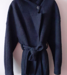 Selected Femme Wrap Wool Coat