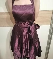 nova ljubičasta večernja haljina