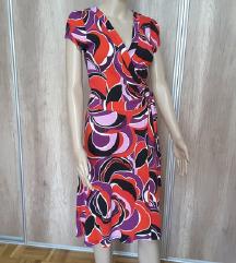 H&M, šarena haljina, S