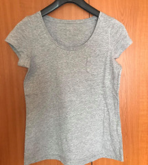 Obična siva majica krat.rukava (XS/S)