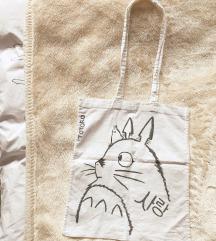 Ručno oslikana torba / ceker