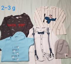 Zara i mana  majice