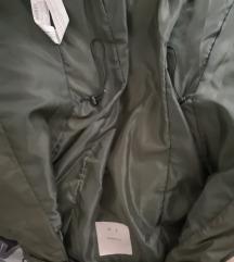 Pull&bear jesenska puf jakna