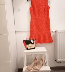 Lot Haljina+ sandale+ torba